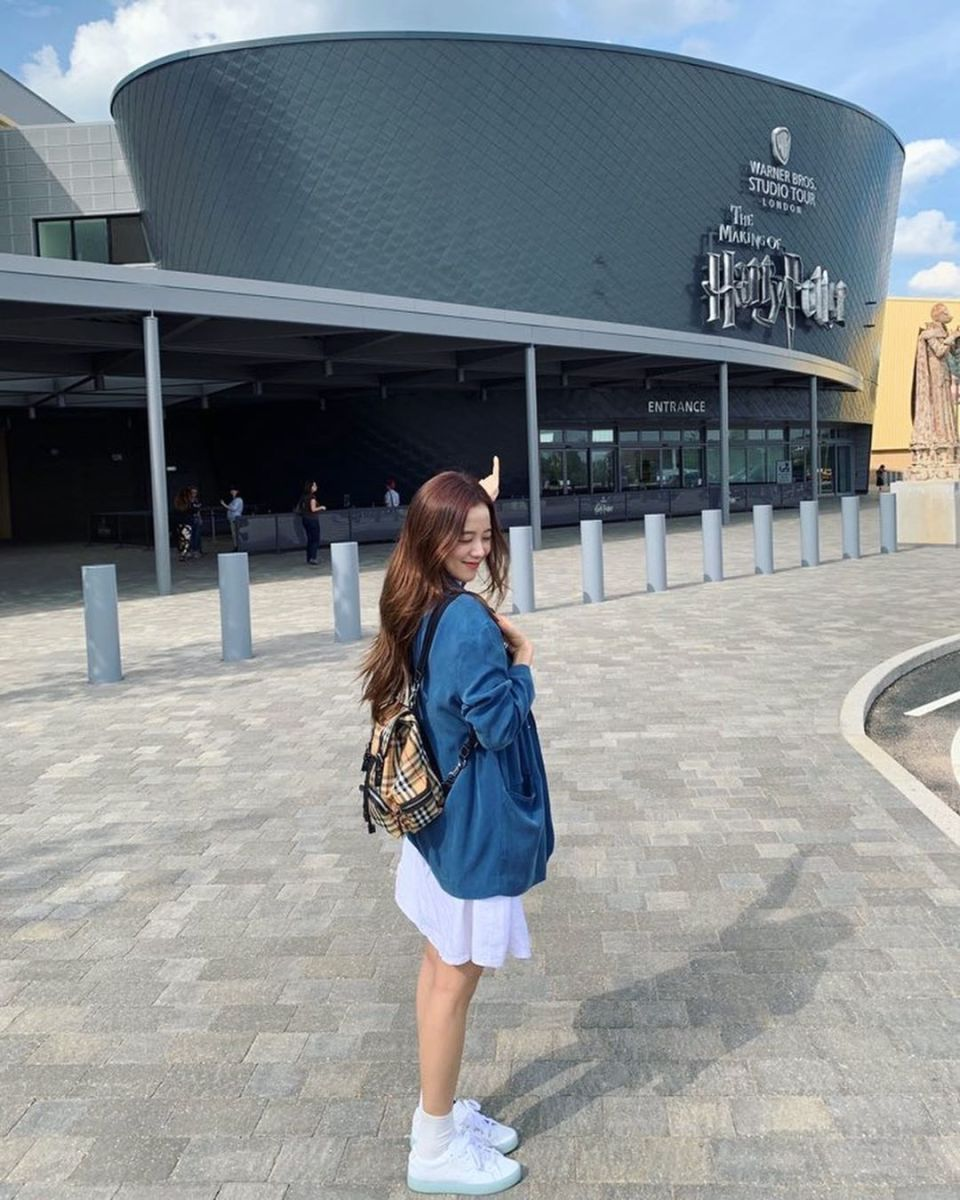 BLACKPINK Jisoo Instagram and Insta Story Update, May 25, 2019
